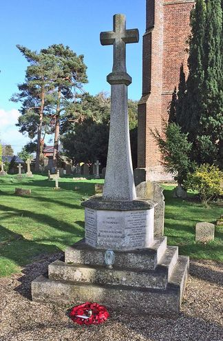 Ruscombe War Memorial